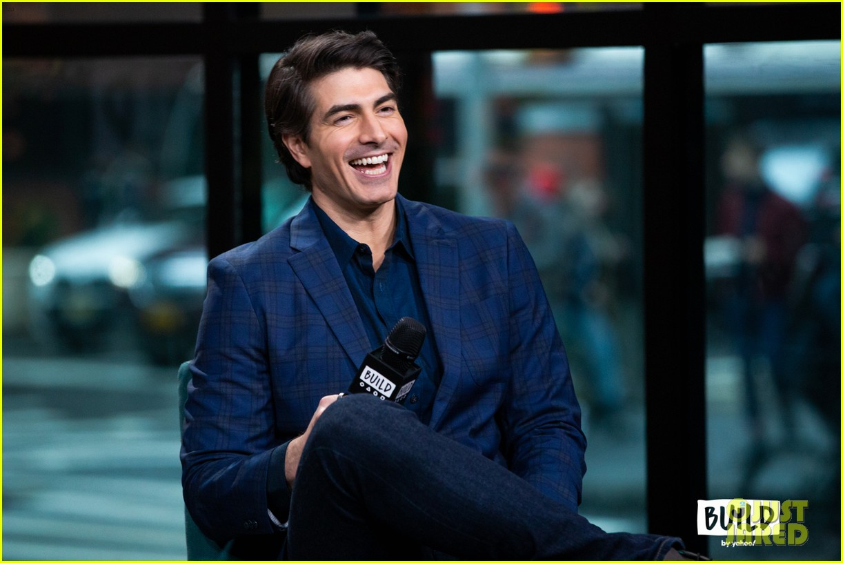 brandon routh reveals how he was asked to be superman in crisis 02