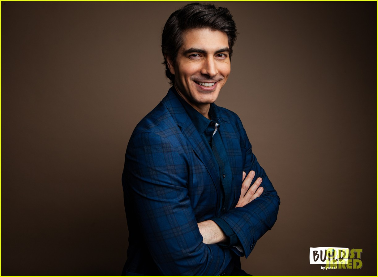 brandon routh reveals how he was asked to be superman in crisis 03