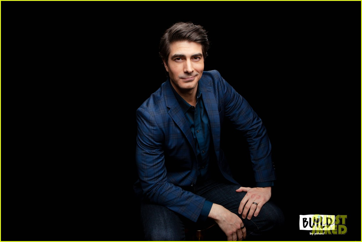 brandon routh reveals how he was asked to be superman in crisis 06