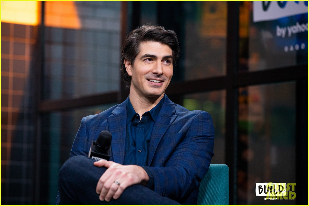brandon routh reveals how he was asked to be superman in crisis 12