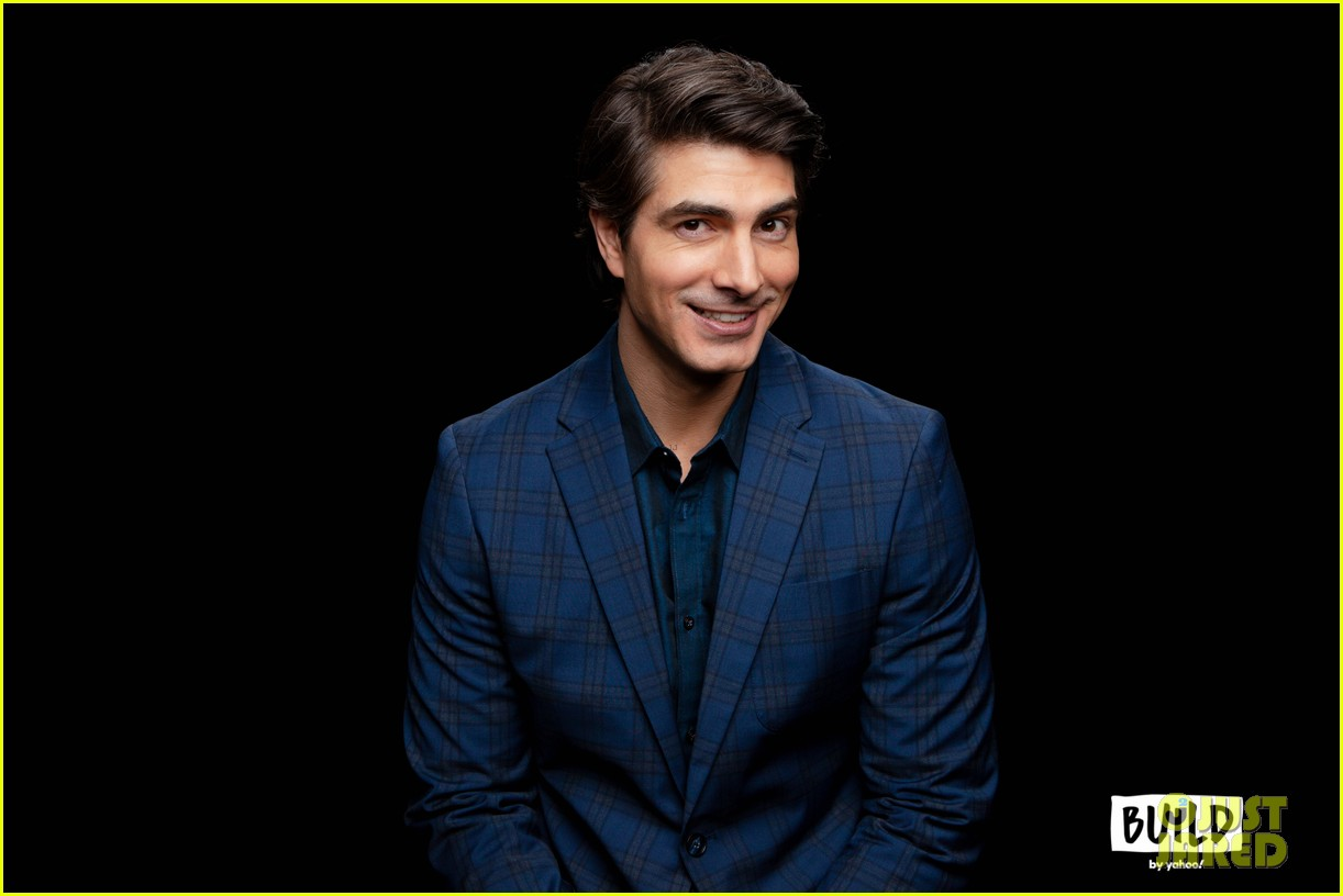brandon routh reveals how he was asked to be superman in crisis 15