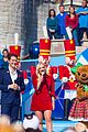 disney parks magical christmas day parade 2019 performers guests 08