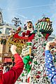disney parks magical christmas day parade 2019 performers guests 29