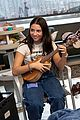 kenzie ziegler isaak presley visit ucla mattel childrens hospital for music therapy 04