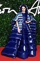 shailene woodley puffer dress fashion awards bella liam maya more 02