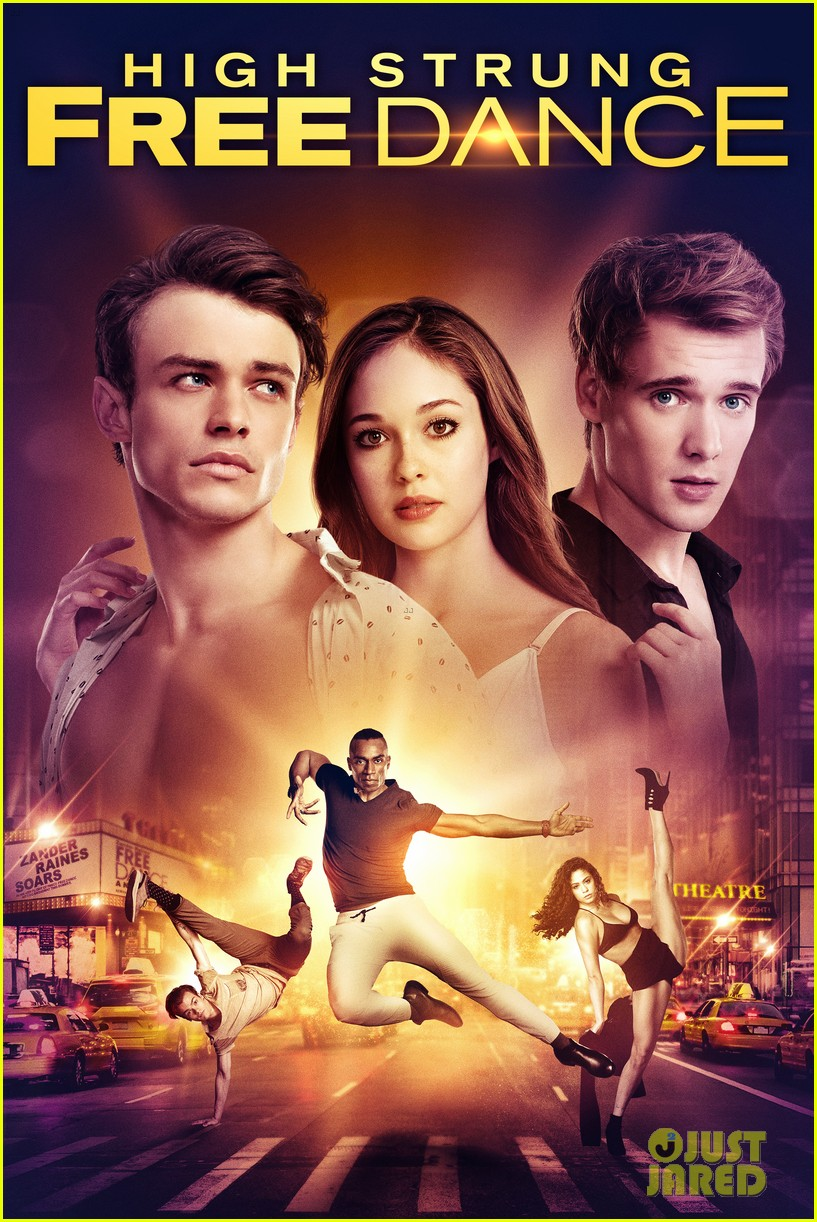 thomas dohertys high strung free dance to be released on dvd february 4 03