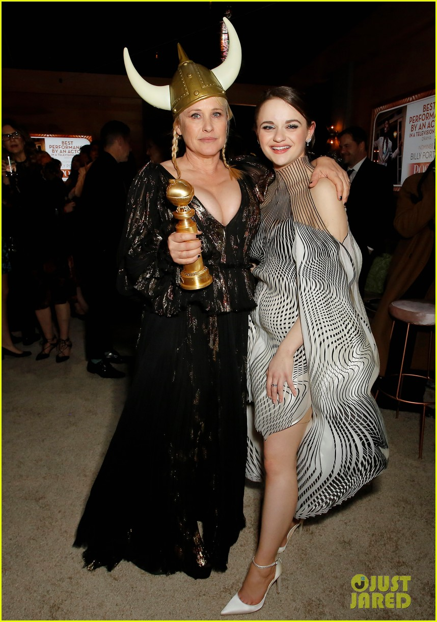 joey king patricia arquette golden globes parties 27
