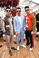 jonas brothers arrive in style roc nation grammys brunch 04