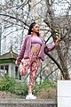 keke palmer works on fitness in nyc 05