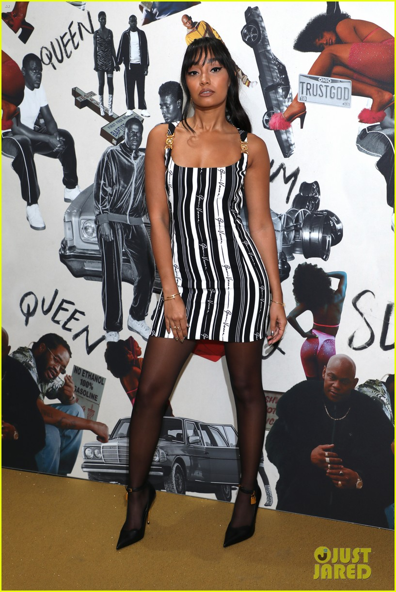 leigh anne pinnock urges fans to go watch queen and slim 02