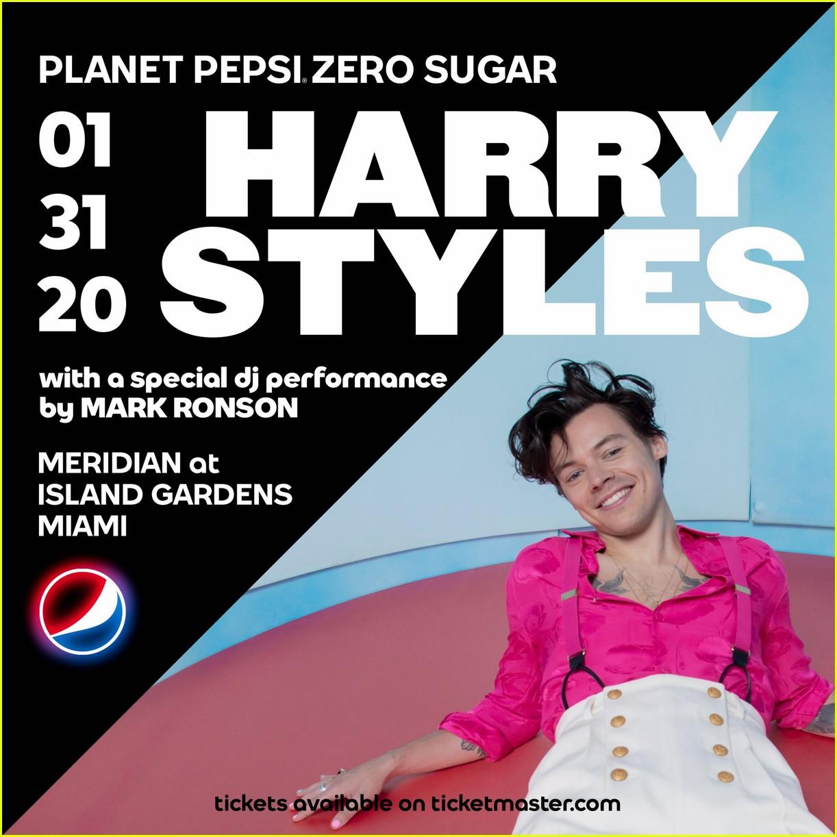 harry styles will headline pre super bowl performance miami 01