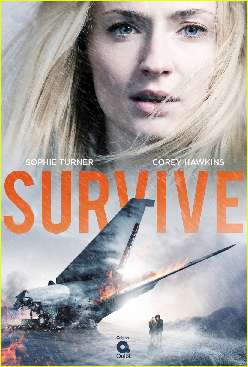 sophie turner survive trailer watch 01