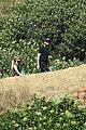ashley benson g eazy hold hands hiking in the hills 29
