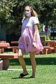 sophie turner joe jonas at the park 08