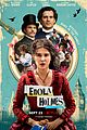 millie bobby brown shares enola holmes movie poster 01