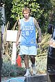 shawn mendes joins biebers at studio space pics 13