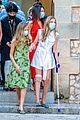 infanta sofia injured knee leans on leonor fam visit 23