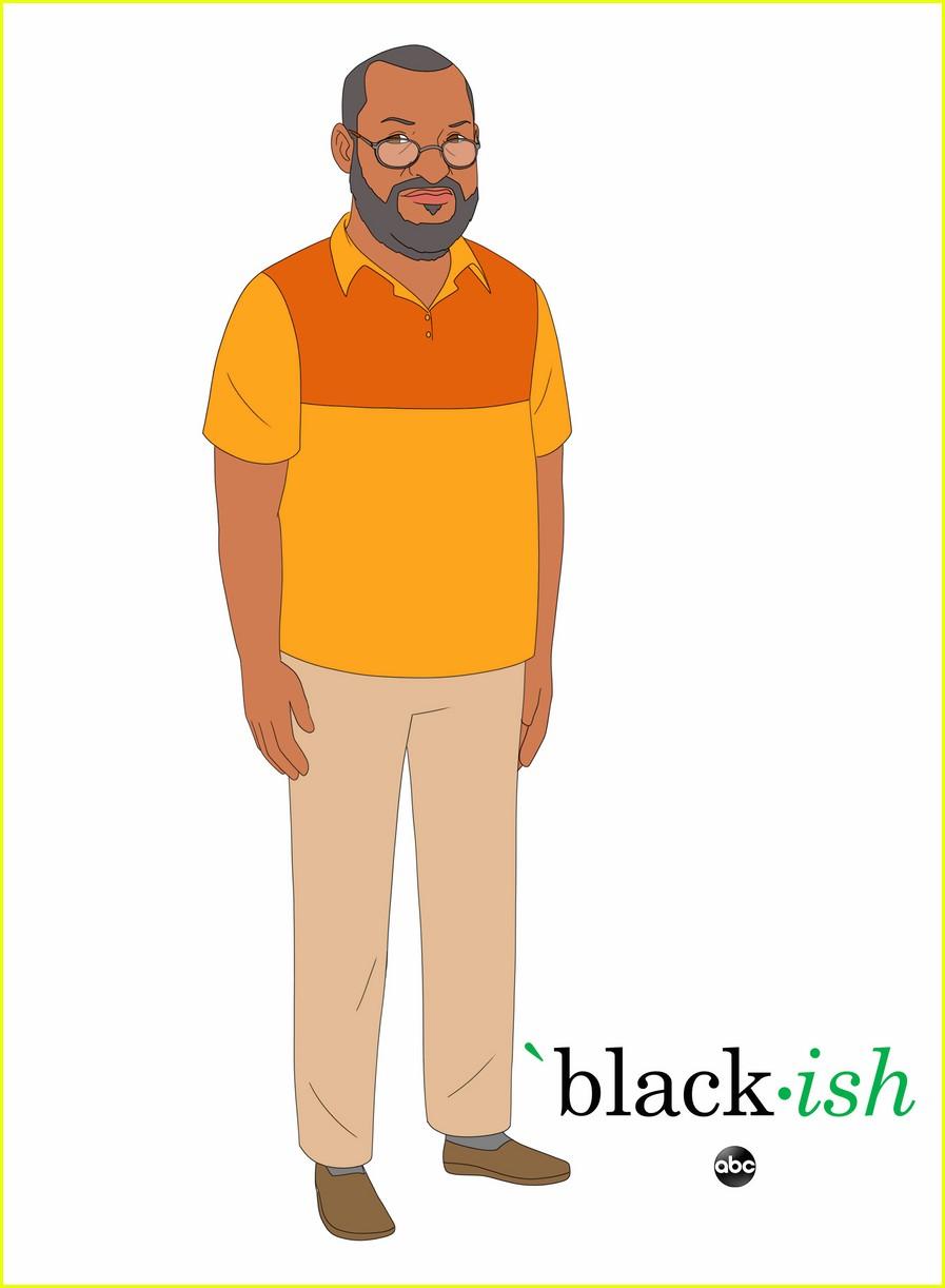 yara shahidi marsai martin more get animated for upcoming blackish episode 09