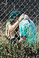 ashley benson g eazy share a kiss music video set 08