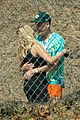 ashley benson g eazy share a kiss music video set 12