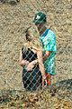 ashley benson g eazy share a kiss music video set 18