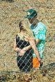 ashley benson g eazy share a kiss music video set 19