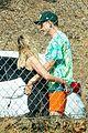 ashley benson g eazy share a kiss music video set 23