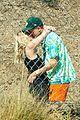 ashley benson g eazy share a kiss music video set 24