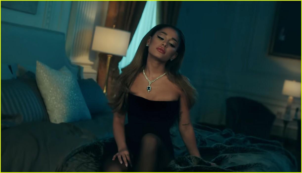 ariana grande positions music video 15