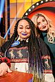 disney channel moms faced off against mixed ish cast on celebrity family feud 05