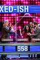 disney channel moms faced off against mixed ish cast on celebrity family feud 10
