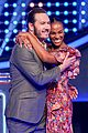 disney channel moms faced off against mixed ish cast on celebrity family feud 12
