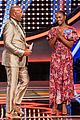 disney channel moms faced off against mixed ish cast on celebrity family feud 15
