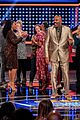 disney channel moms faced off against mixed ish cast on celebrity family feud 20