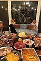 gigi hadid with baby thanksgiving pics 10