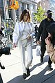 kendall jenner justine skye nyc afternoon lunch 07