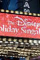 disney holiday singalong full list of performers songs 08