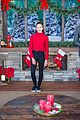 mackenzie foy promotes her new movie black beauty at home and family 03