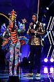 two award winning stars were unmasked on the masked singer semi finals 08