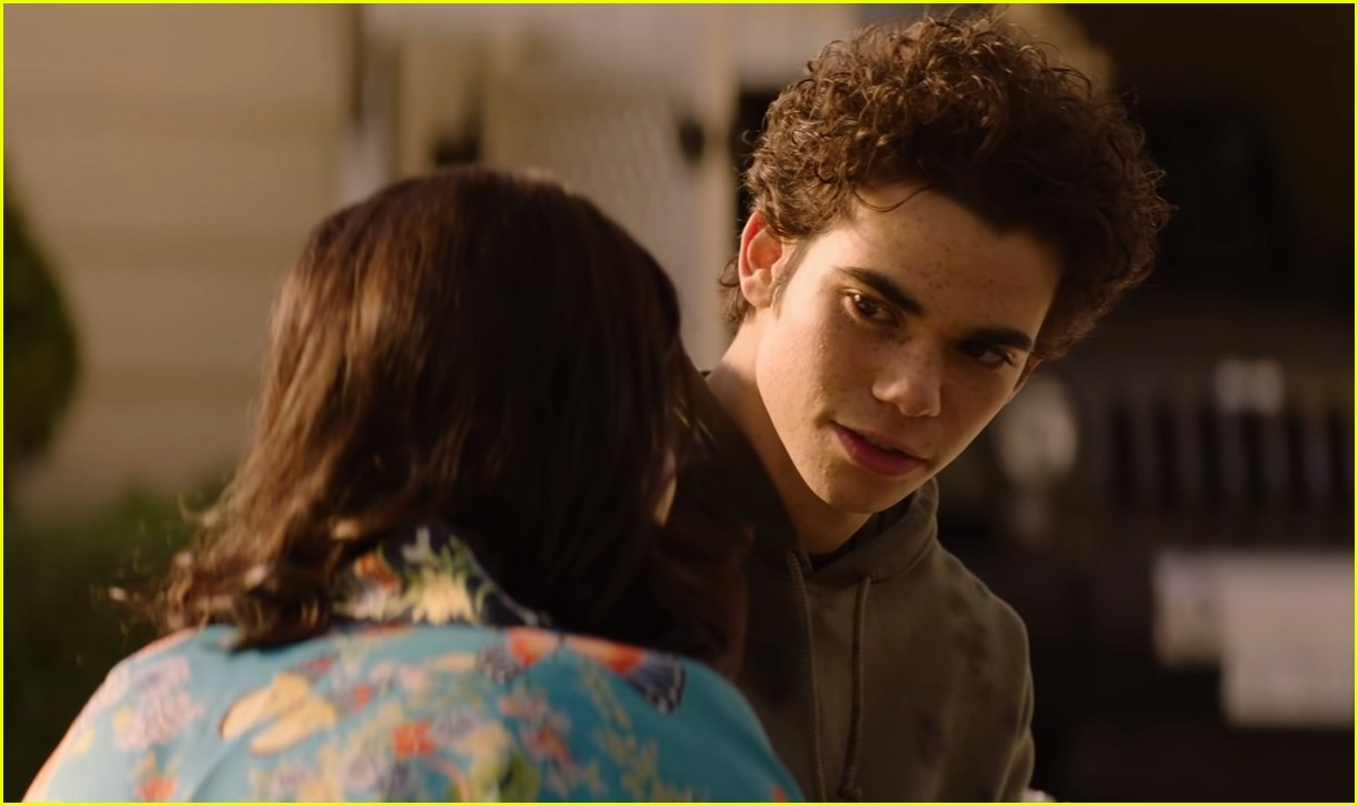 cameron boyce is a rockstar in trailer for final project paradise city out in march 06