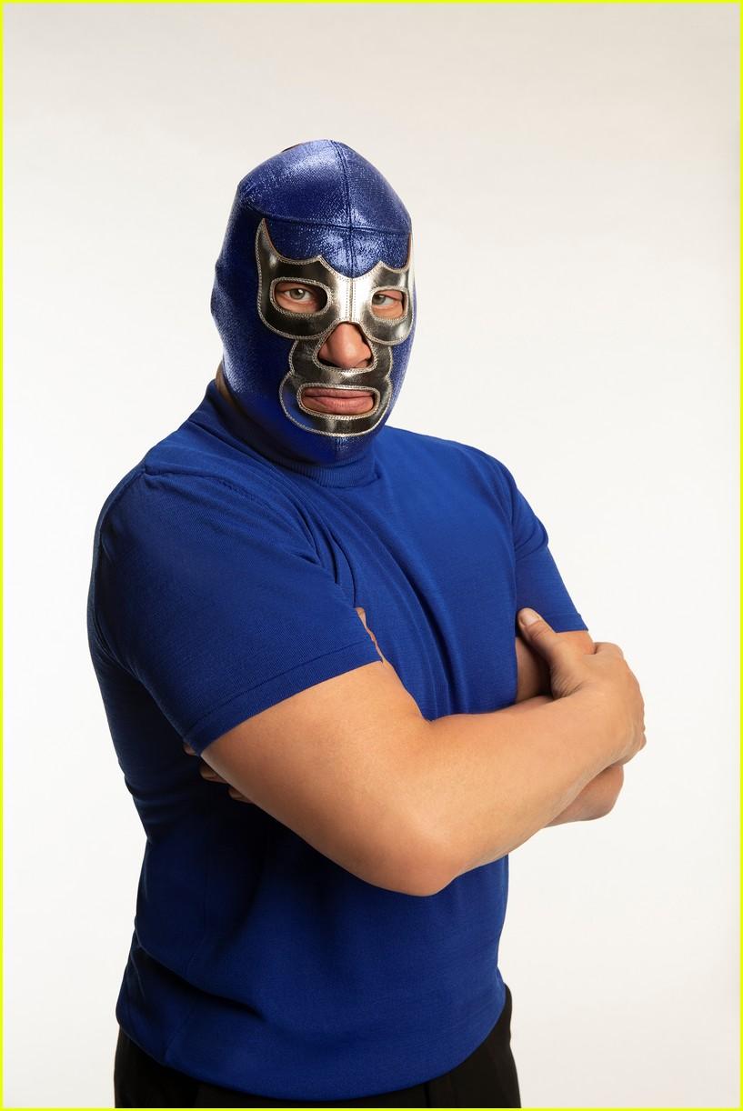 disney channel picks up superhero comedy series ultra violet blue demon 07