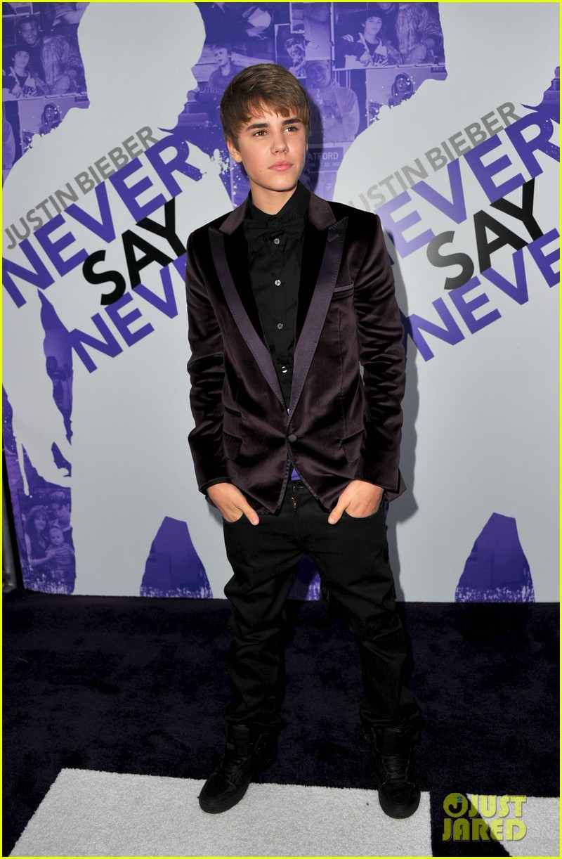justin biebers never say never turns 10 wife hailey attended premiere with tons of stars 27