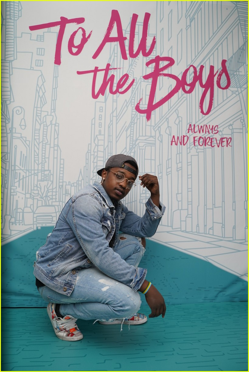 to all the boys always forever virtual premiere 43