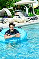 asher angel and his dad have fun in the sun in new turks caicos pics 13