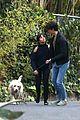 shawn mendes camila cabello share kiss walking dog 12