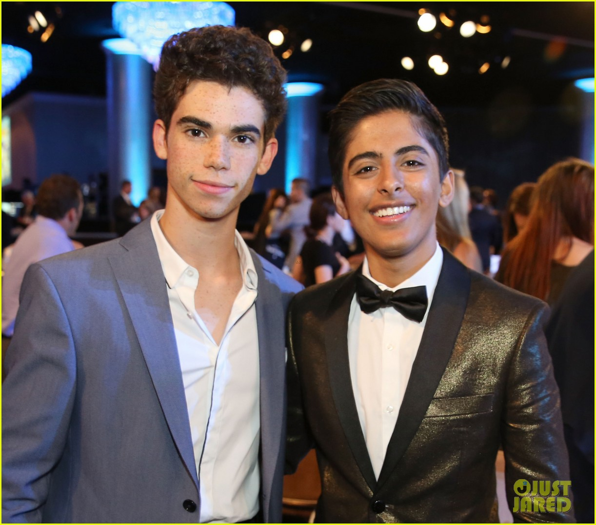 karan brar opens up about how the loss of cameron boyce has affected him 01