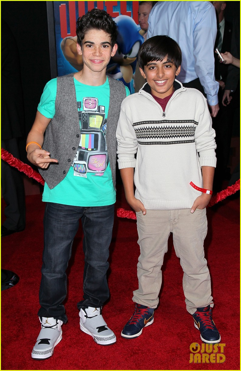 karan brar opens up about how the loss of cameron boyce has affected him 03