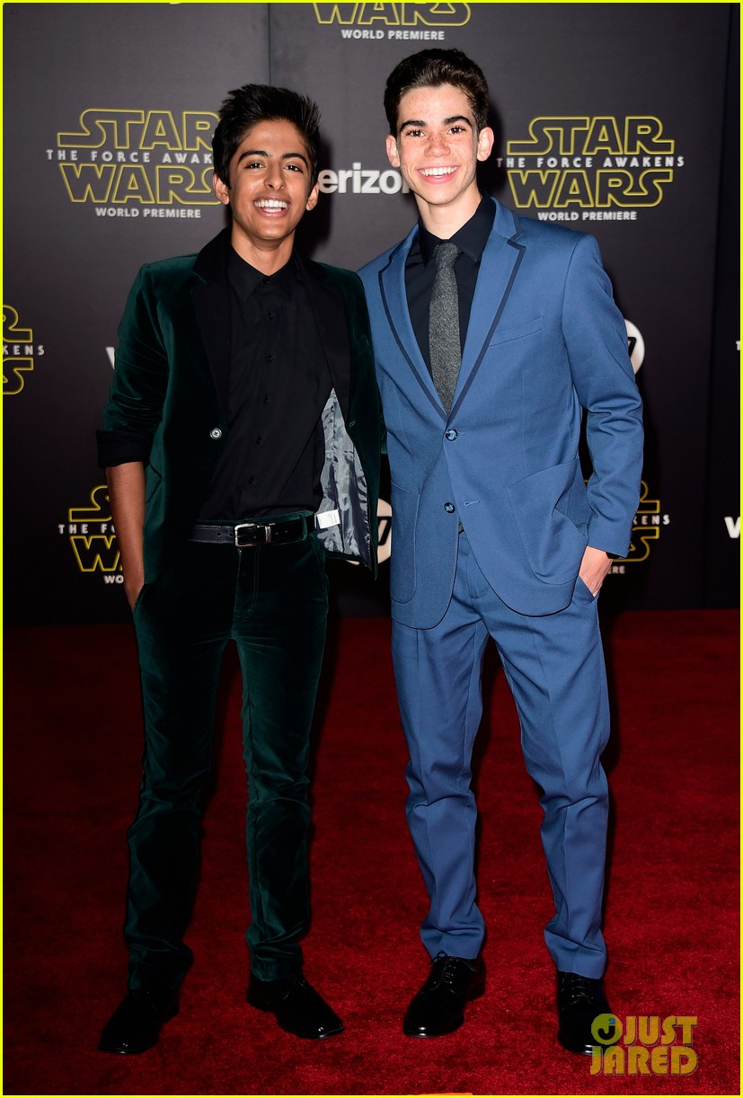 karan brar opens up about how the loss of cameron boyce has affected him 07