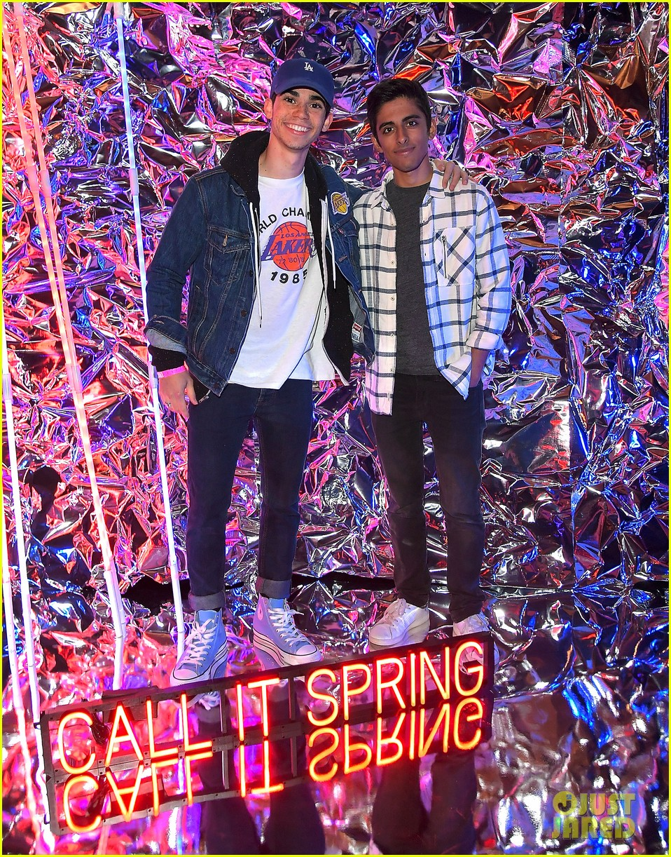 karan brar opens up about how the loss of cameron boyce has affected him 10