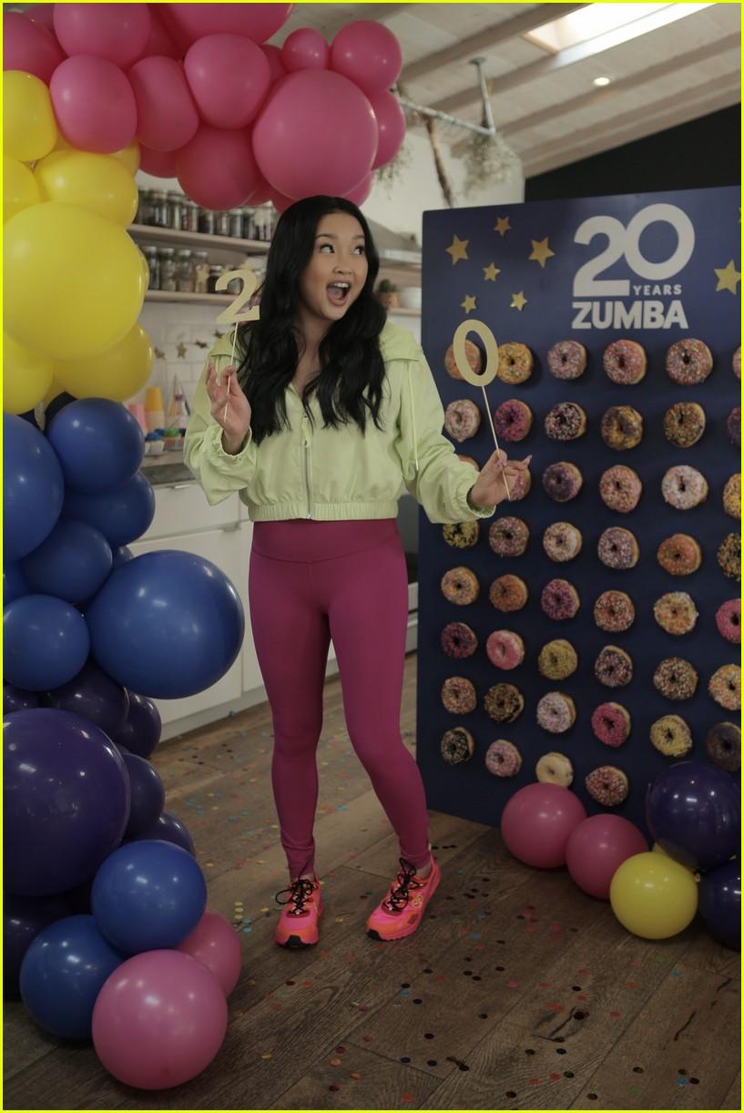 lana condor celebrates zumbas 20th birthday 04